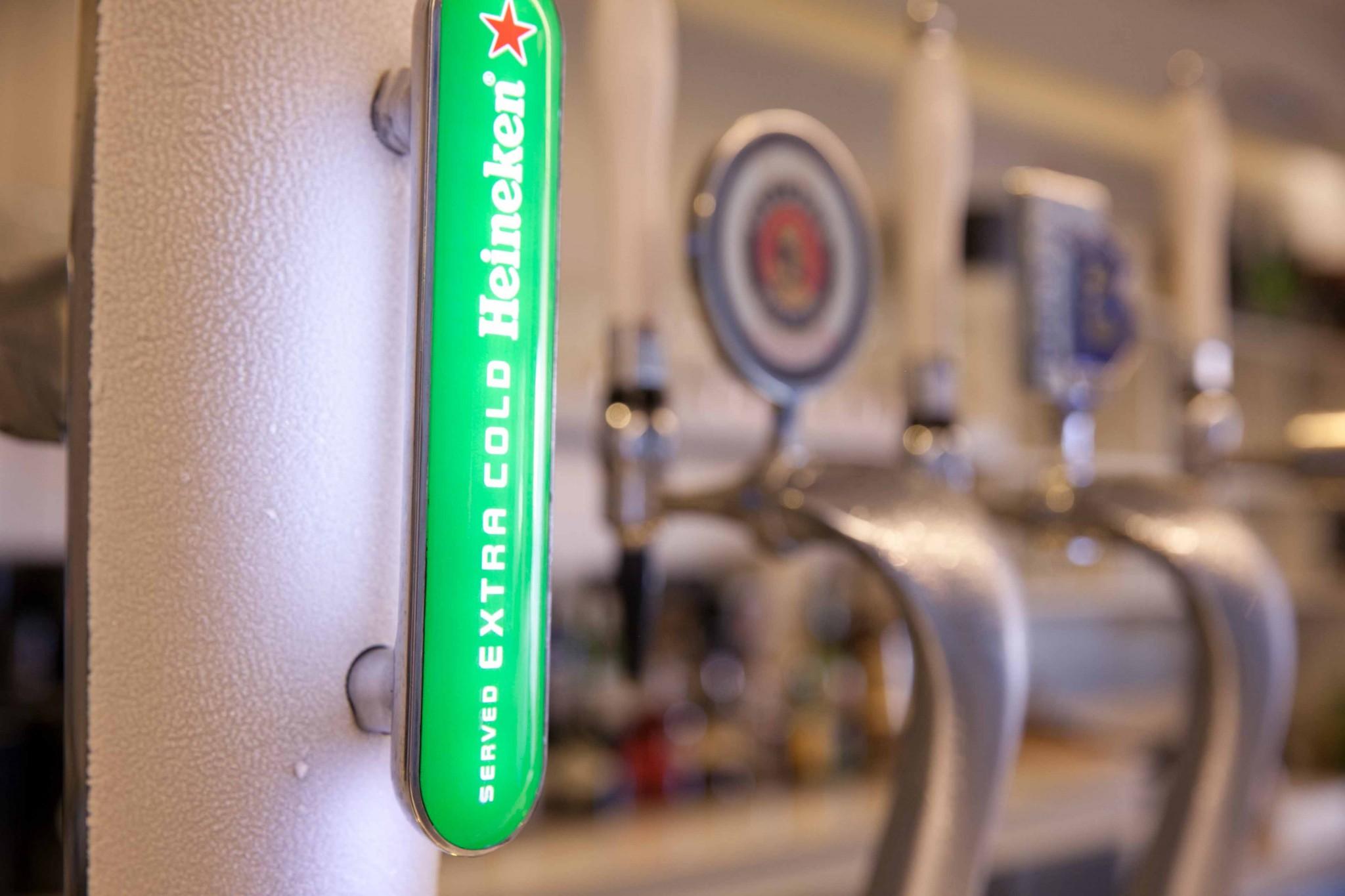 Grifo Heineken